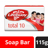 Bar Soap - Total 10 4sX115g