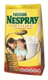 Nespray Fortified Full Cream Milk Powder 600g