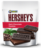 Hershey's Dark Chocolate Sandwich Cookies 6sX28g