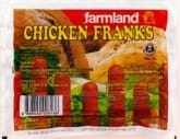 FARMLAND Chicken Franks 10s