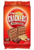 Sandwich Crackers - Chocolate Cream 7sX43g
