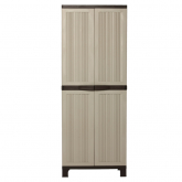 Utility Cabinet With 4 Shelvings