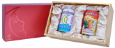 Abalone Gift Set - NZ Abal / Braised King Top Shell