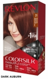 Colorsilk Hair Color - Dark Auburn