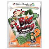 Big Bang Seaweed - Grilled Spicy Squid 9sX6g