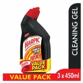 HARPIC Active Cleaning Gel Power Plus 3sX450ml