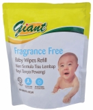 Baby Wipes Fragrance Free - Refill 150s