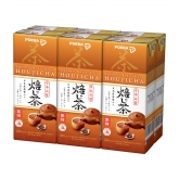 Houjicha Japanese Roasted Tea 6sx250ml