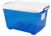 58L Storage Box W/Wheels X-6075