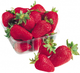 Strawberries +/-250g