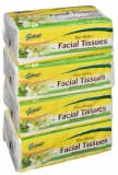 2Ply Soft Pack Facial Tissue 4X200Sheets