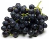 Black Seedless Grapes (Punnet) +/-500g