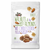 Baked Walnuts & Almonds 100g