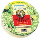 Herbal Candy Lemongrass 60g