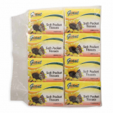 2 Ply Pocket Tissue 4X12X9Sheets