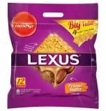 Lexus Sandwich Crackers - Peanut Butter 12sX38g