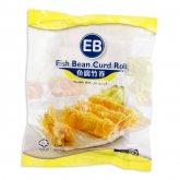 Frozen Fish Beancurd Roll 300g