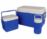 54 Quart 3 Piece Combo Cooler Set