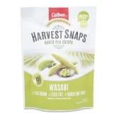 Harvest Snaps Baked Pea Crisps - Wasabi 93g