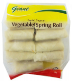 Vegetable Spring Roll 500g