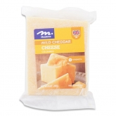Mild Cheddar Coloured Cheese 200g