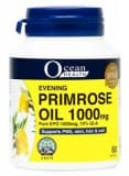 Evening Primrose Oil 1000mg Soft Gel 60's