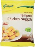 Tempura Chicken Nuggets Original 800g