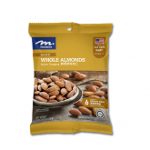 Baked Whole Almonds 100g