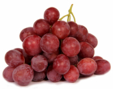 Red Globe Grapes (Punnet) +/-500g