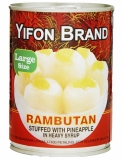 Rambutan With Pineapple 565g