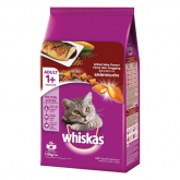 WHISKAS Grilled Saba Adult 1+yr 1.2kg