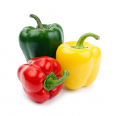 Tri Colour Capsicum 3s