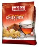 GOLD KILI Instant Brown Sugar Ginger Tea 20sX18g
