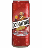 Godfather S/Strong Beer ALC<8% 500ML
