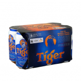 TIGER Beer Can 6sX330ml