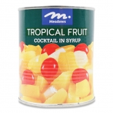 Tropica Fruit Cocktail Syrup 850g