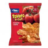 V Cut Potatochip Tomato 82g