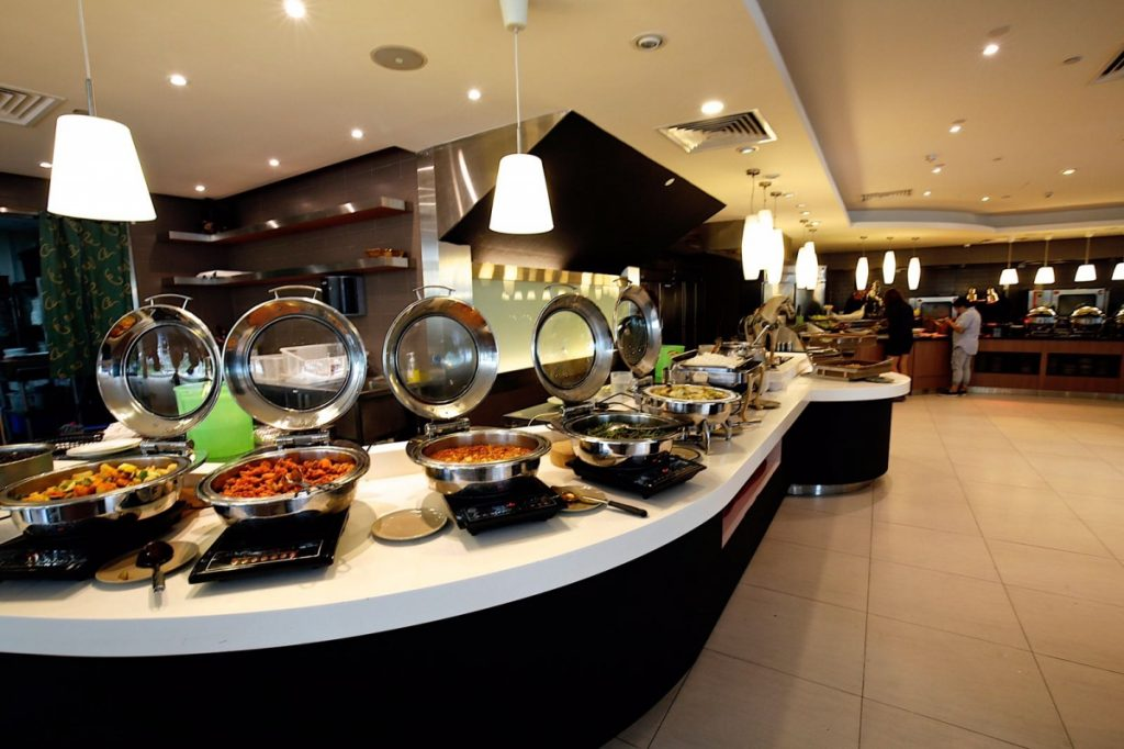 halal buffet kublai khan