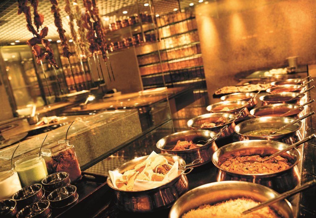 halal buffet straitskitchen